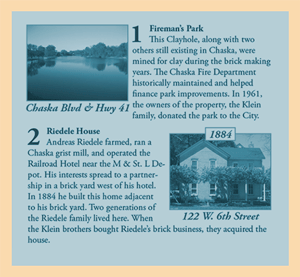 Chaska Walking Tour