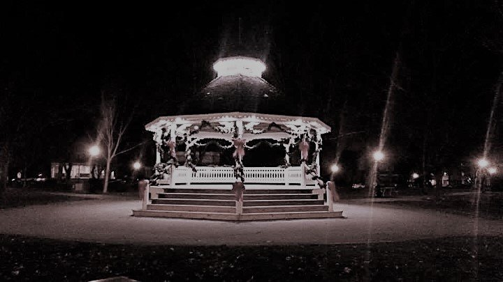 City square Park Gazebo
